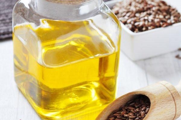 Benefícios do óleo de linhaça