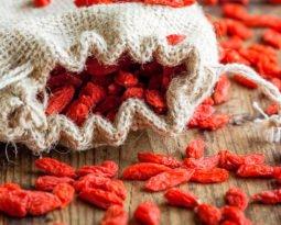 10 ótimos motivos para emagrecer comendo goji berry