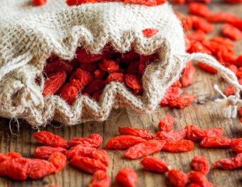 5 ótimos motivos para emagrecer comendo goji berry