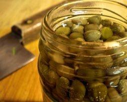 Alcaparras são mais que um tempero, são um poderoso antioxidante